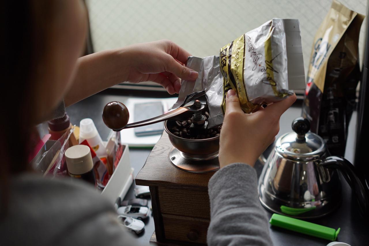 【インターンブログ】プレイドコーヒータイムのご紹介