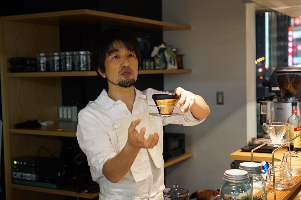 プレイドのコーヒー研修を実施しました!